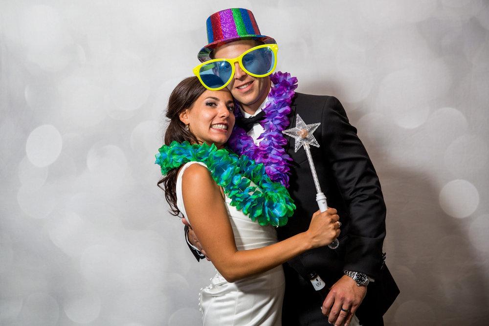 Rebecca + Brian Photobooth