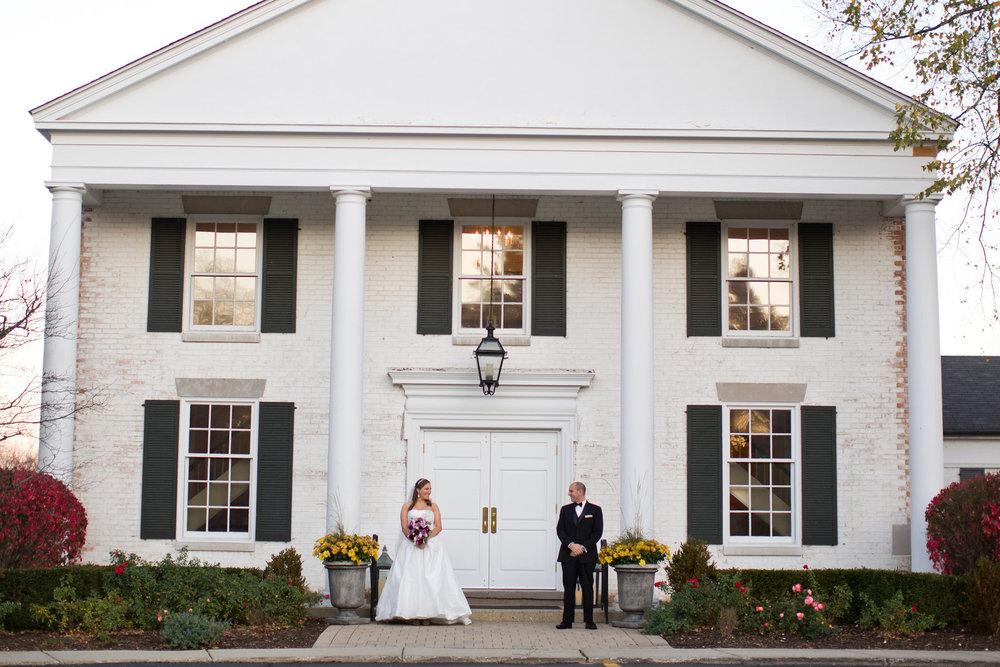 Elizabeth + Frank at Biltmore Country Club (Nov. 7, 2015)