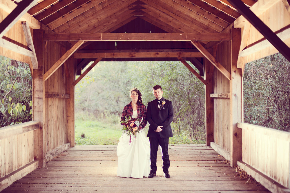 Devin + Mike at Alpine Valley Resort (Oct. 17, 2015)