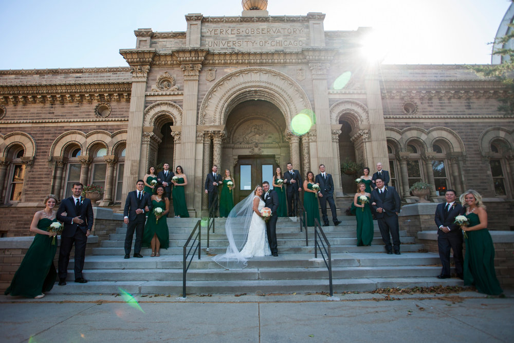 Kelsey & Scott at Veteran's Terrace (Oct. 17, 2015)