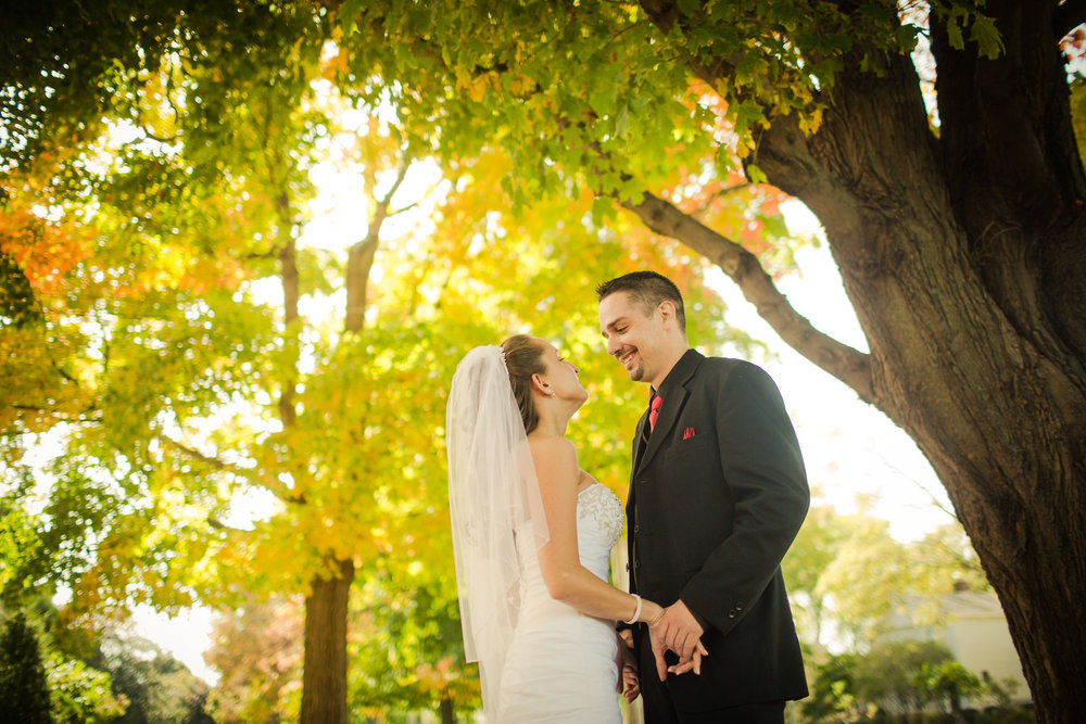 Cassie + Brian at The Masonic Temple (Oct. 10, 2015)