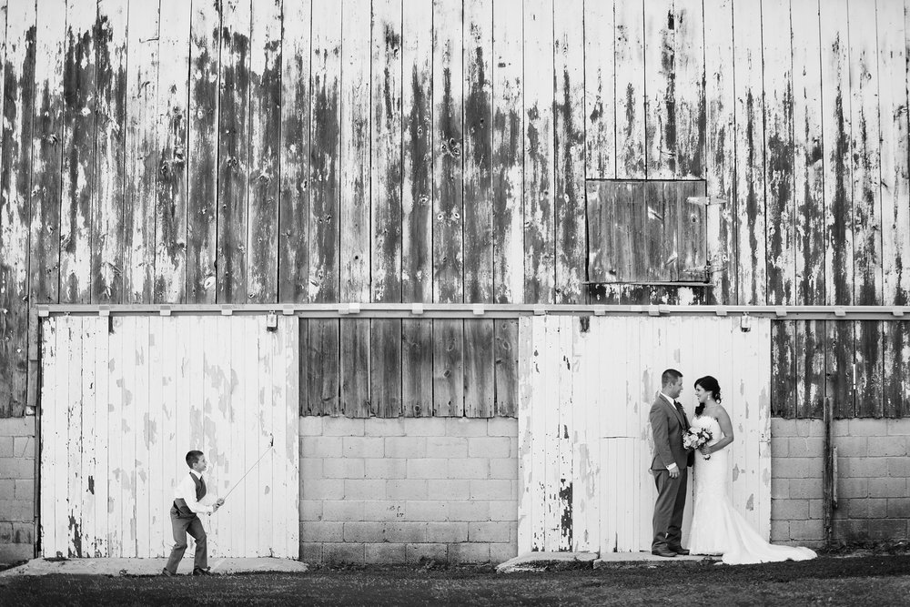 Megan & Ryan at The Barn at Harvest Moon Pond (October 2, 2015)