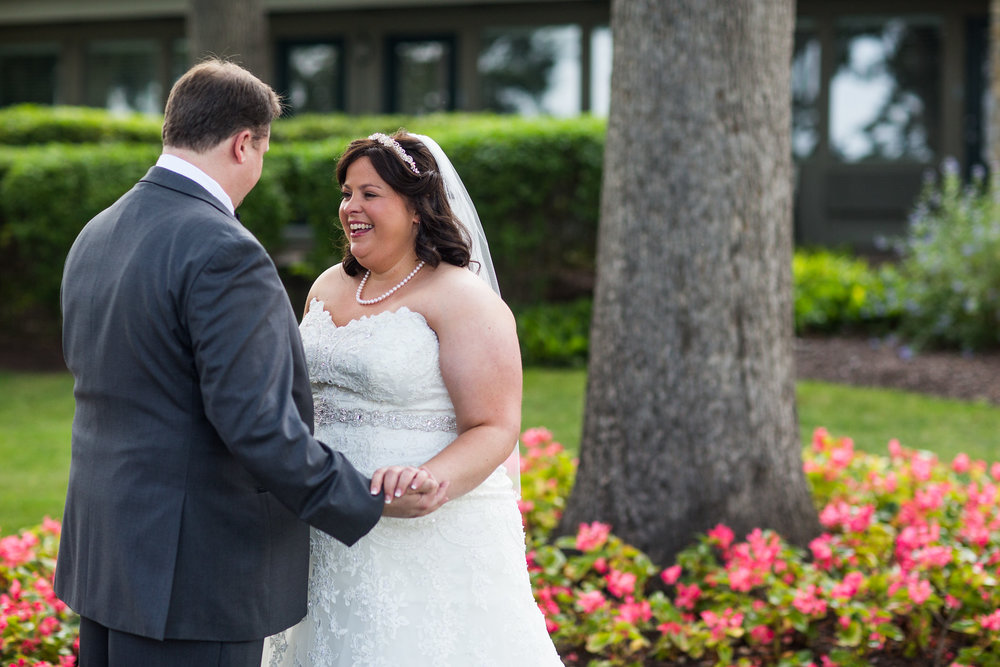 Melissa + Brian at The Abbey Resort (September 4, 2015)