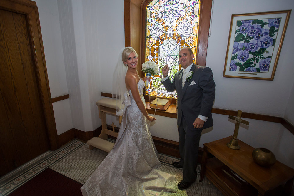 Kristin + Austin at Grand Geneva (July 25, 2015)