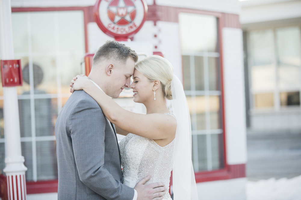 Robyn + Scott at Lake Lawn (January 27th, 2018)