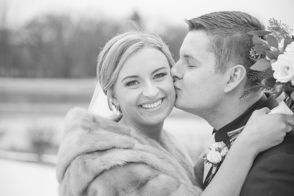 Haley + Wes at Avante (February 03, 2018)