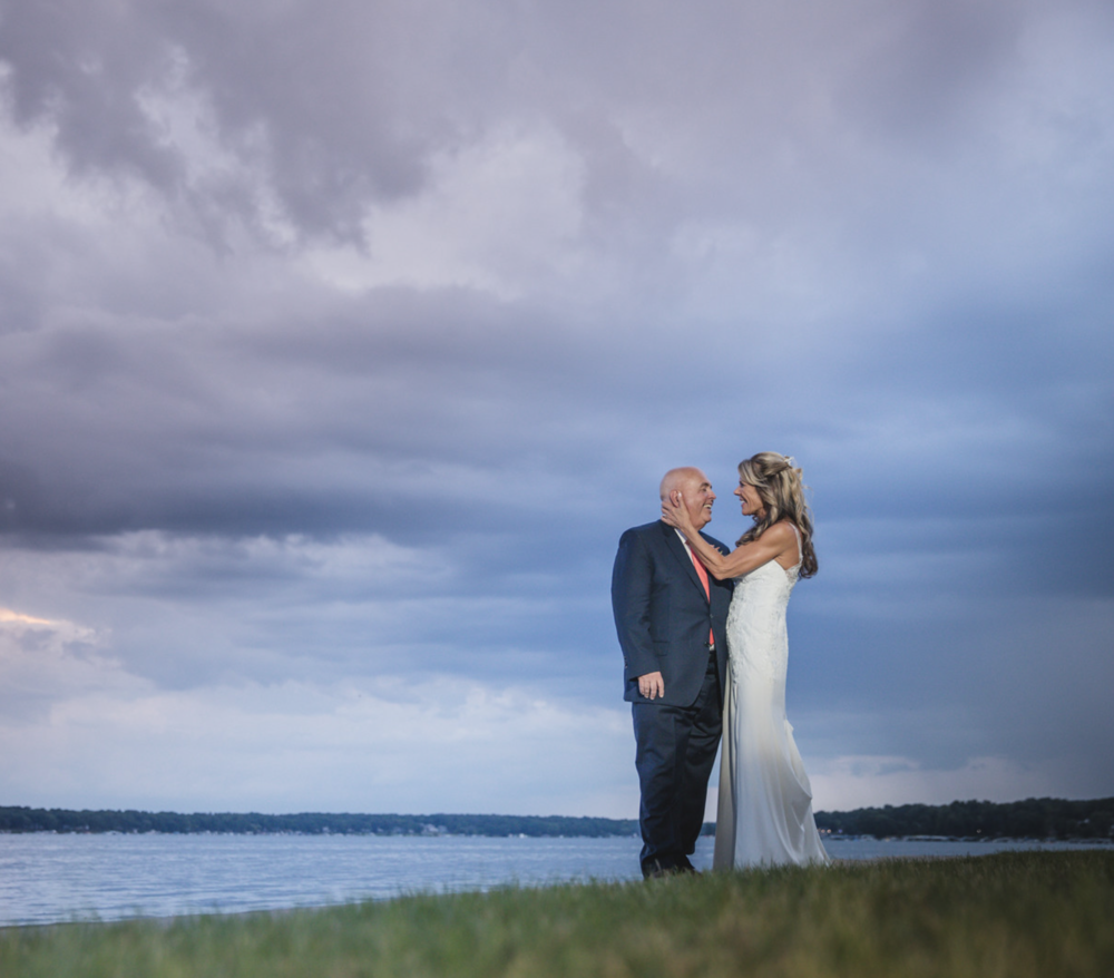 Rosemarie + Bill at LakeLawn Resort (July 29, 2018)
