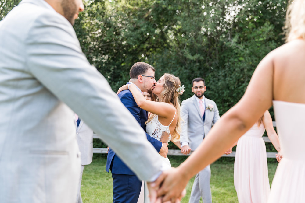 Danielle & Pedro at Rustic Manor 1848 (August 5, 2018)