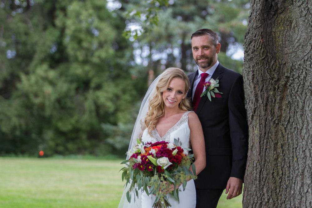 Mary & James at Wilmot Mountain (September 29, 2018)