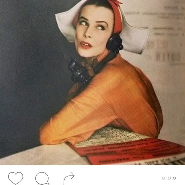#goodconversation is so rare these days  #dvdianavreeland #dior#lovely repost