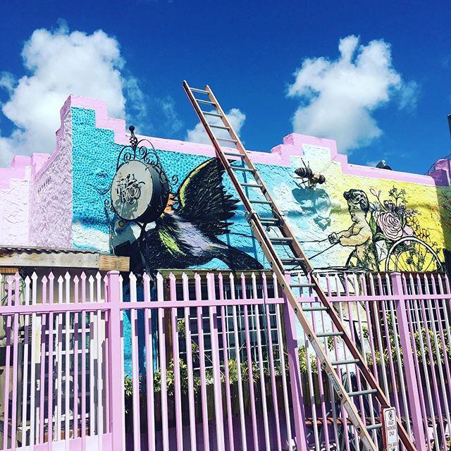 #Miami stairway to heaven?