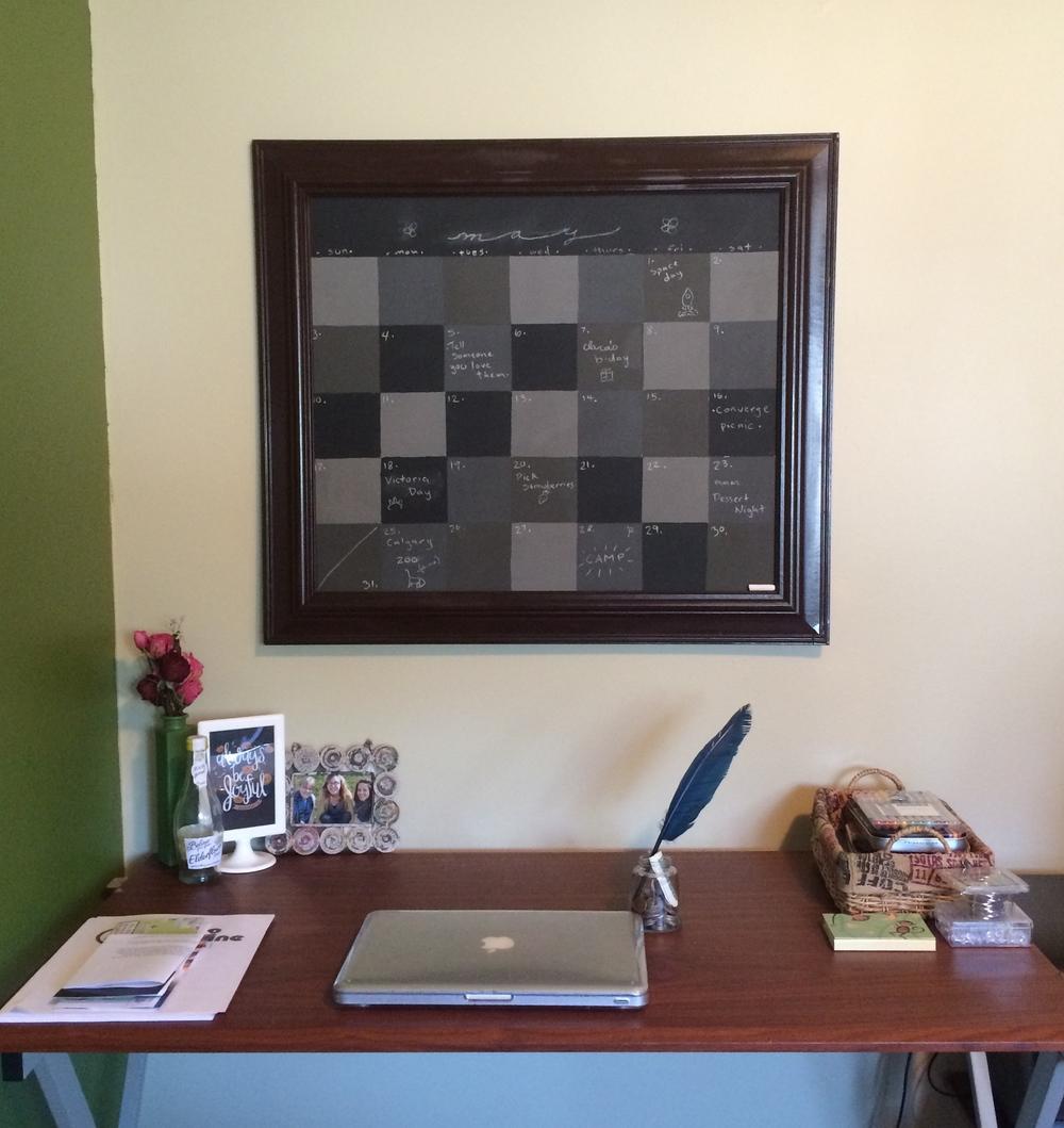 Sigh, love it! Such a nice addition to my li'l desk nook!