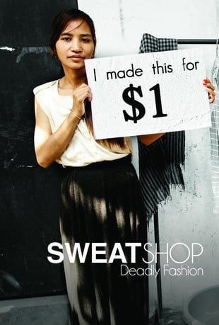 Very moving Documentary series about fashion bloggers meeting sweat shop workers.