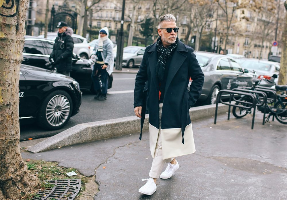 Street Style Paris Fall Winter 2016 Men 39 S Fashion Week Middle Eastern Fashionista