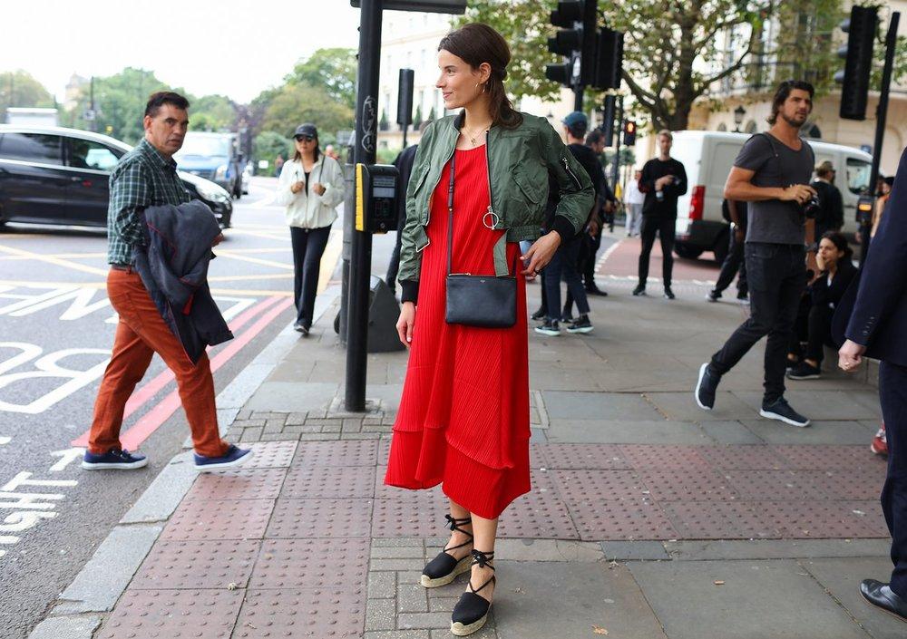 Street Style London Spring Summer 2017 Fashion Week