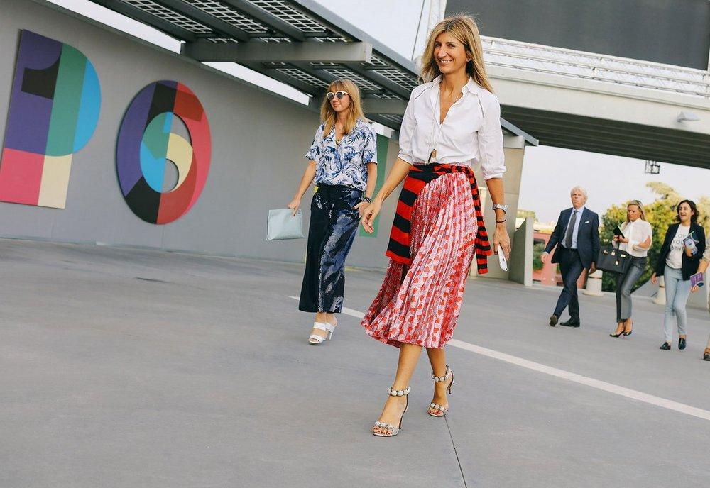 Resultado de imagem para street style summer 2017 dress