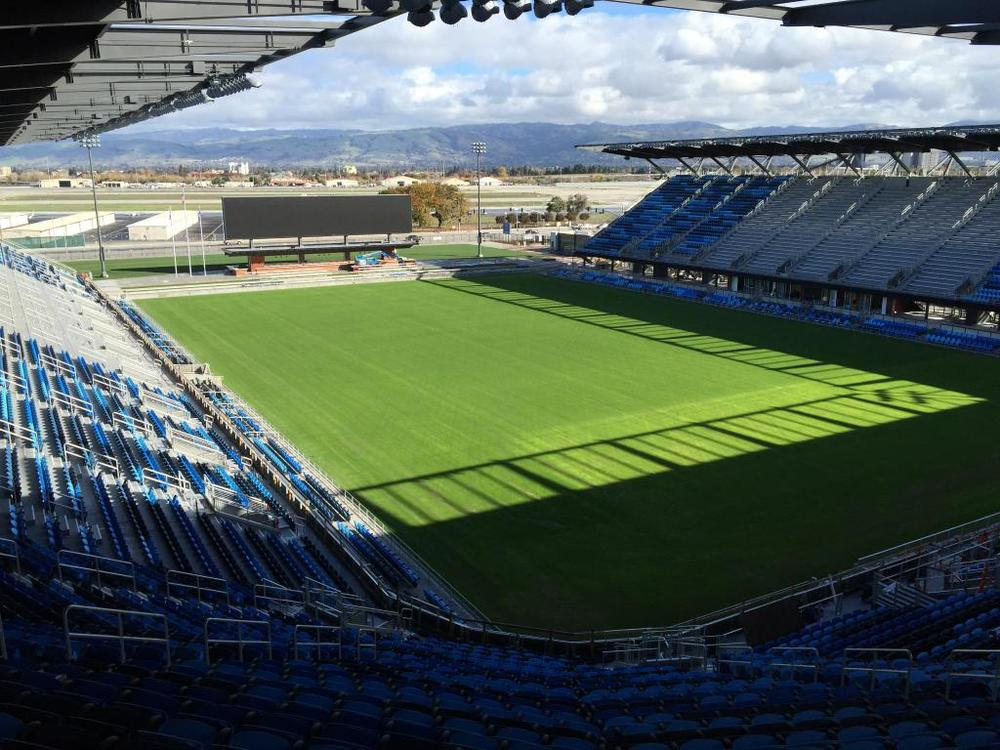 Earthquakes Stadium - San Jose