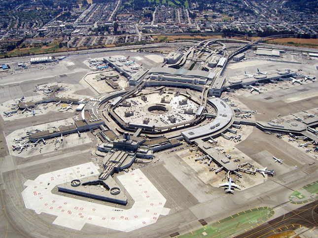 San Francisco Airport International Terminal - San Francisco