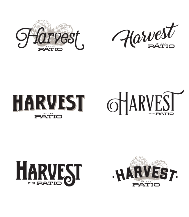 Logo Options Provided