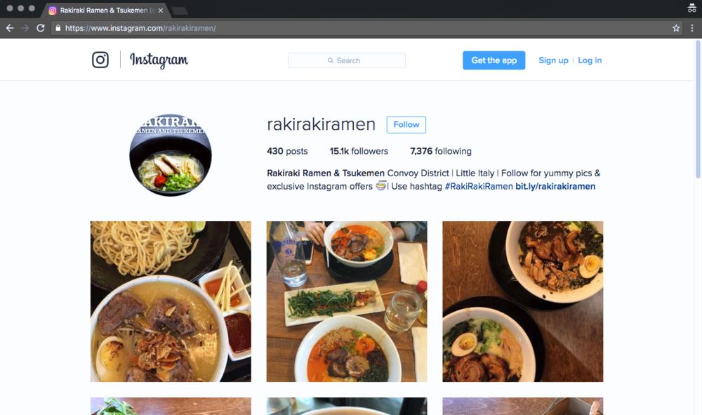 Rakiraki Instagram