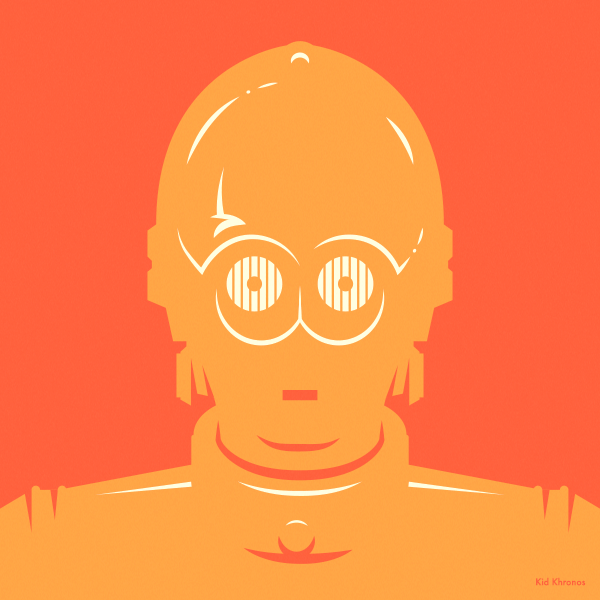 Backup: C3PO – Star Wars
