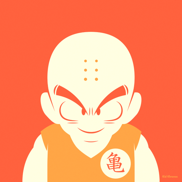 Backup: Krillin – Dragon Ball