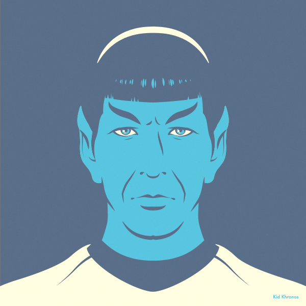 Backup: Spock – Star Trek