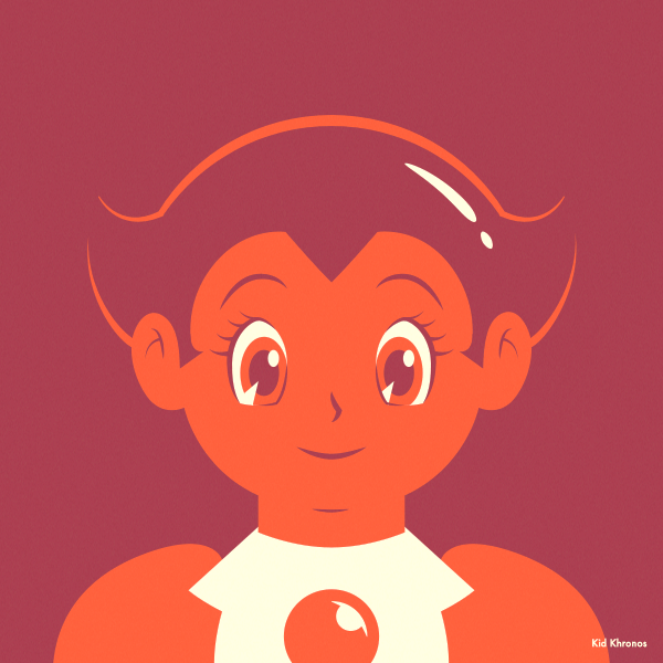 Backup: Uran – Astro Boy