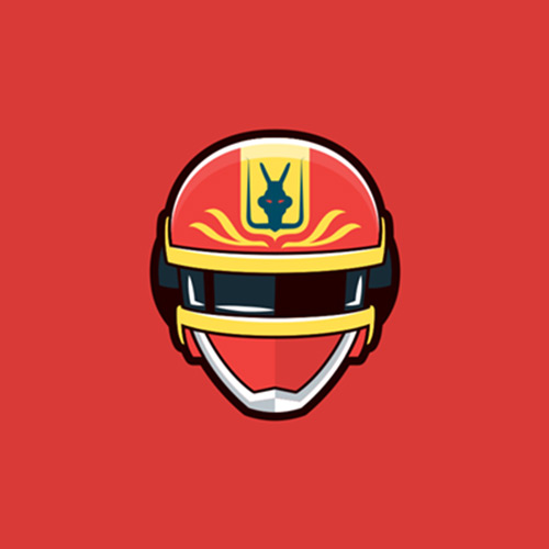 Sentai Red: Change Dragon