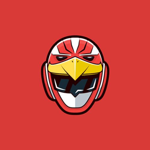 Sentai Red: Red Falcon