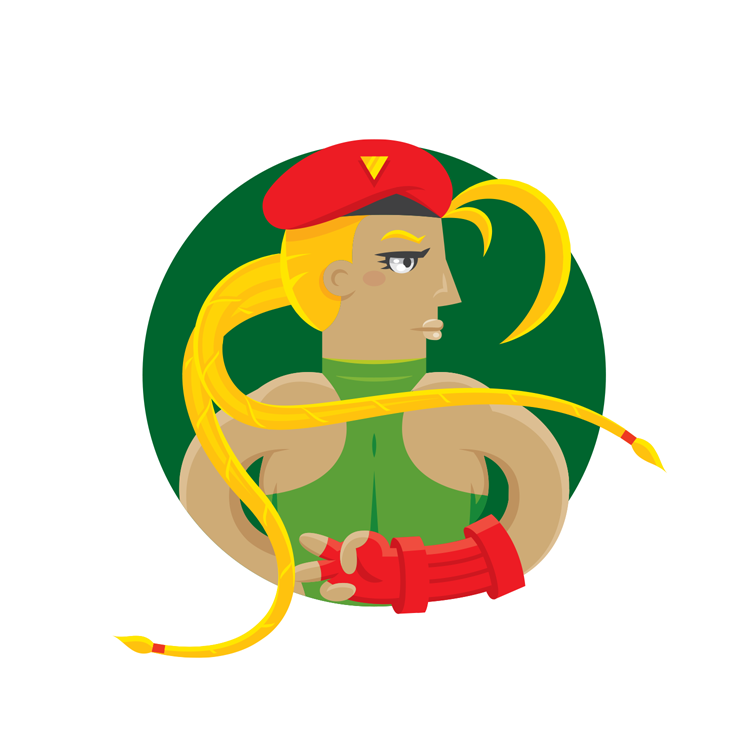 Street Fighters: Cammy