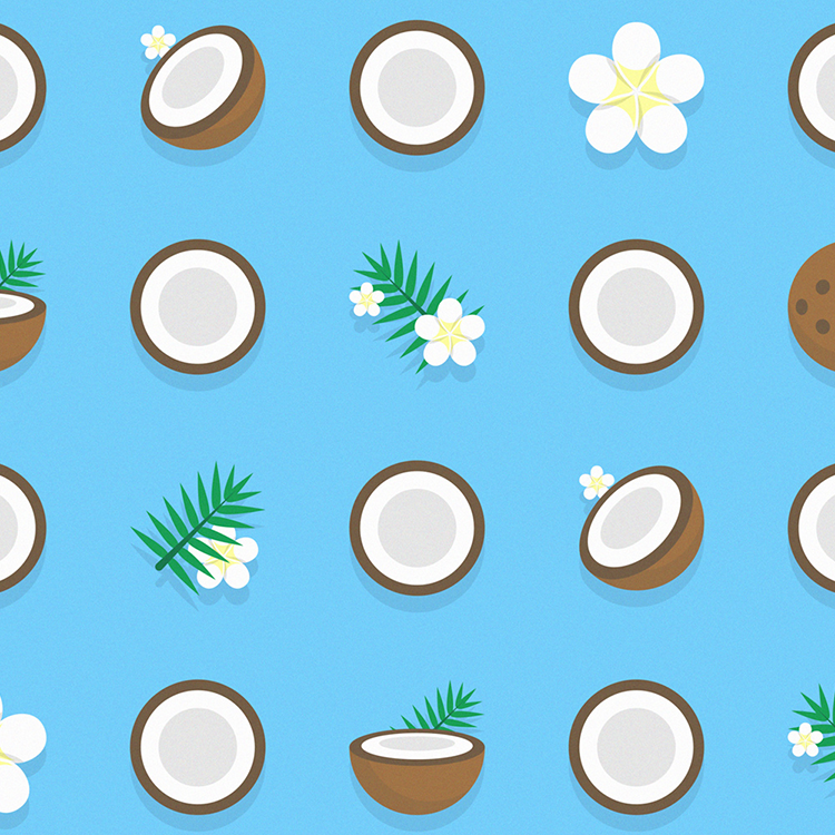 Patterns: Coconuts
