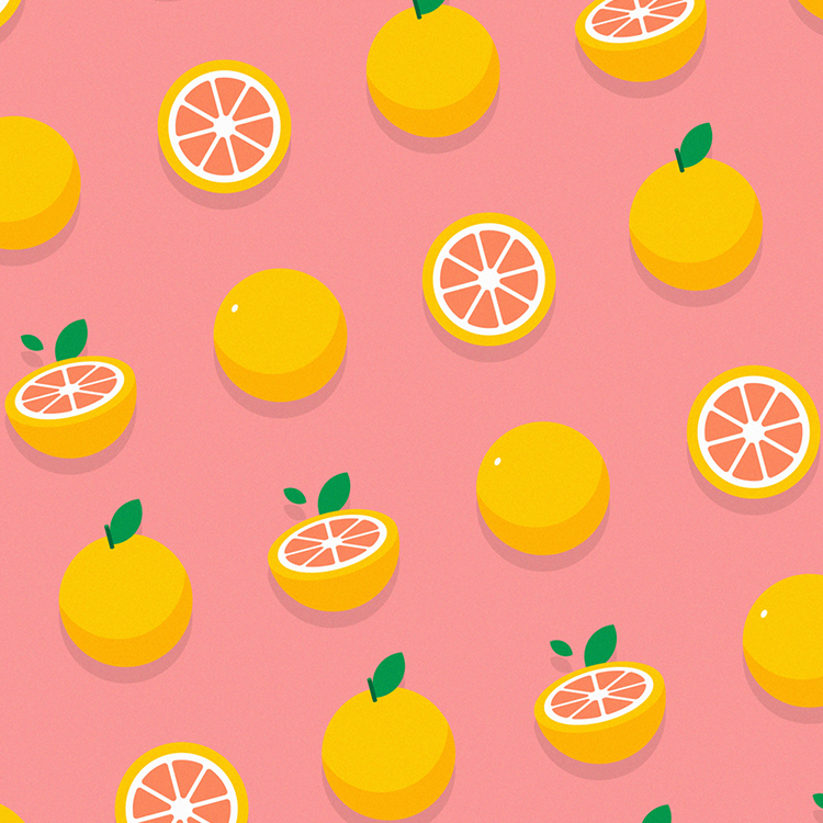 Patterns: Fruity