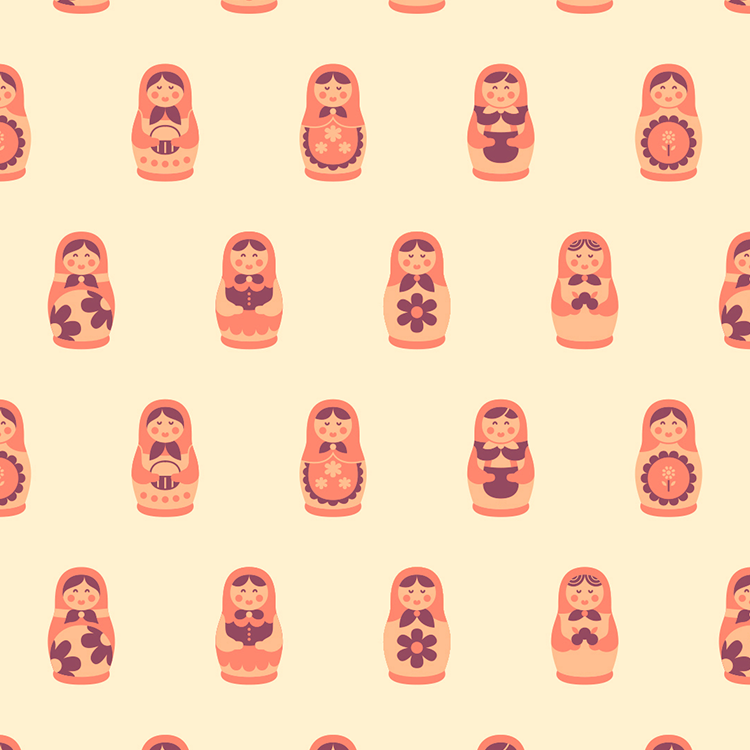Patterns: Russian Dolls