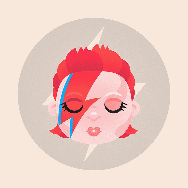 Various I: Ziggy Stardust