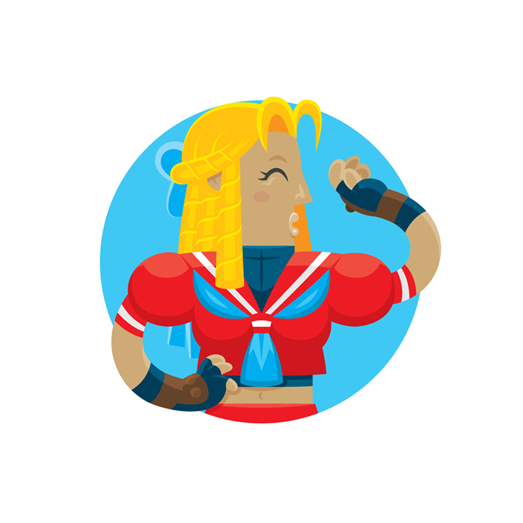 Street Fighters: Karin