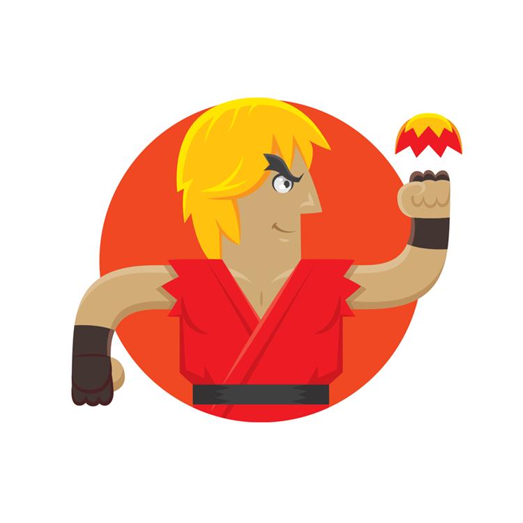 Street Fighters: Ken