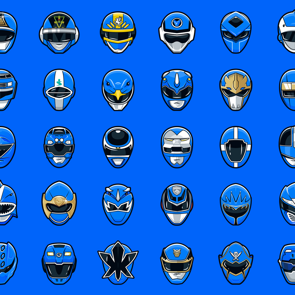 Sentai Blue