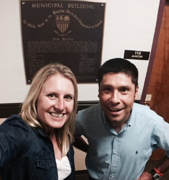 JohnAlejandro, Santa Fe Sustainability guru