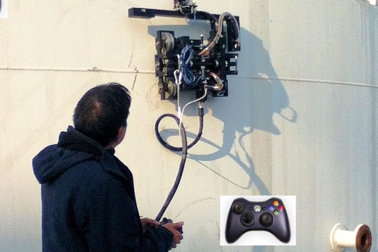 Remote Control Joystick