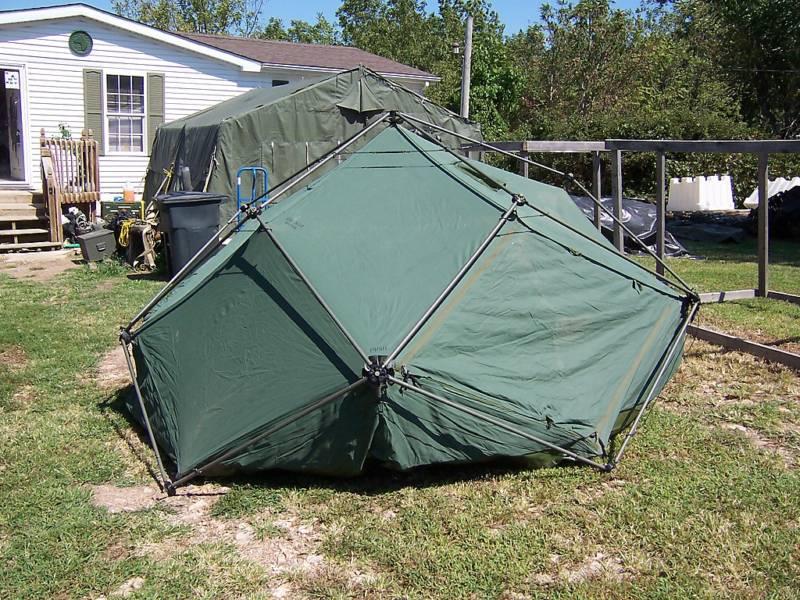 MOBIFLEX TENT (4u0027 X 12u0027) & MOBIFLEX TENT (4u0027 X 12u0027) u2014 U.S. Military Tents