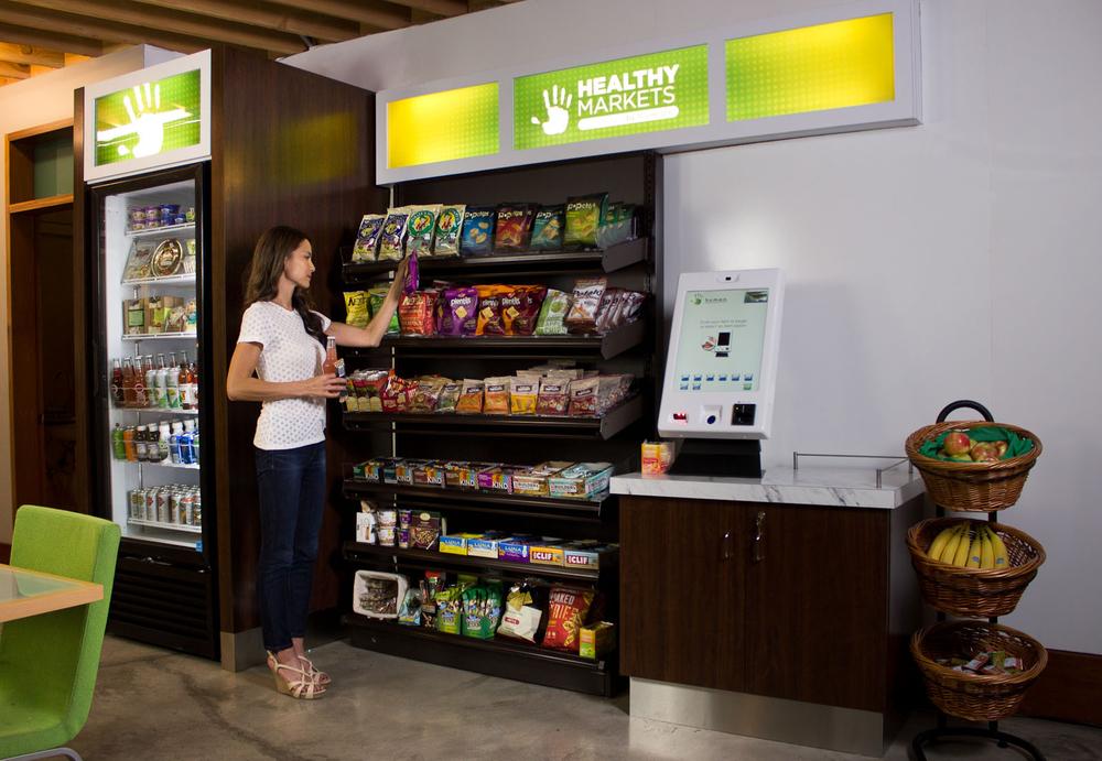 Human Healthy Vending