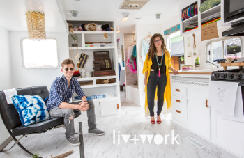 LIV+WORK POPUP SHOP AT DISTRICT MARKETPLACE ShopGirl Liv has opened up her own Pop Up Shop just outside our front door! Beautiful handcrafted home and self wares. Open every Thur - Frid 11-4, Sa 10-5.