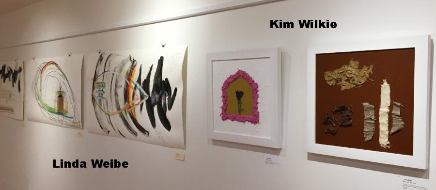 Linda Wiebe & Kim Wilkie