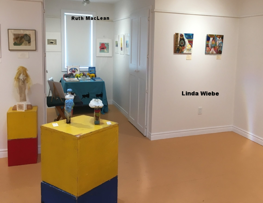 Ruth MacLean & Linda Wiebe