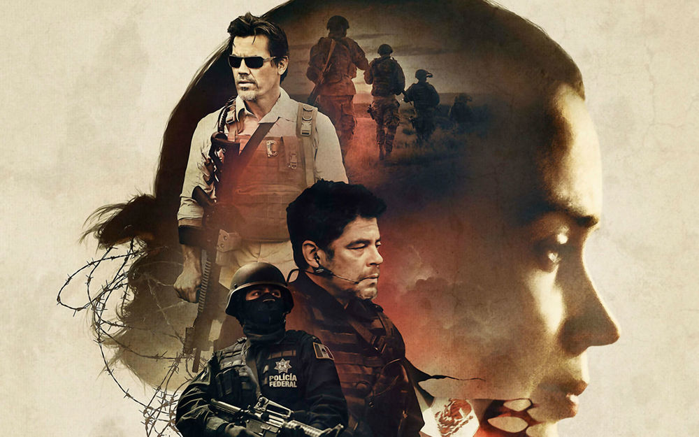 After rising through the ranks of her male-dominated profession, idealistic FBI agent Kate Macer (Emily Blunt) receives a top assignment. Recruited by mysterious government official Matt Graver (Josh Brolin), Kate joins a task force for the escalating war against drugs. Led by the intense and shadowy Alejandro (Benicio Del Toro), the team travels back-and-forth across the U.S.-Mexican border, using one cartel boss to flush out a bigger one.