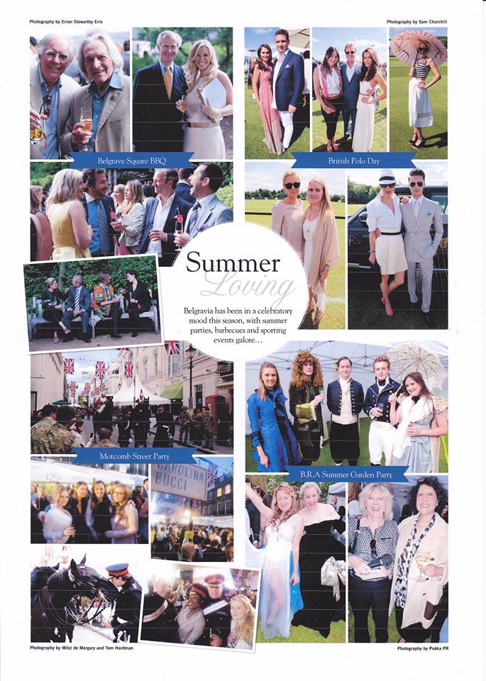 Belgravia Residents' Journal July 2013    Belgravia Residents Association Annual Summer Garden Party 17 June 2013 with The Georgian Group.