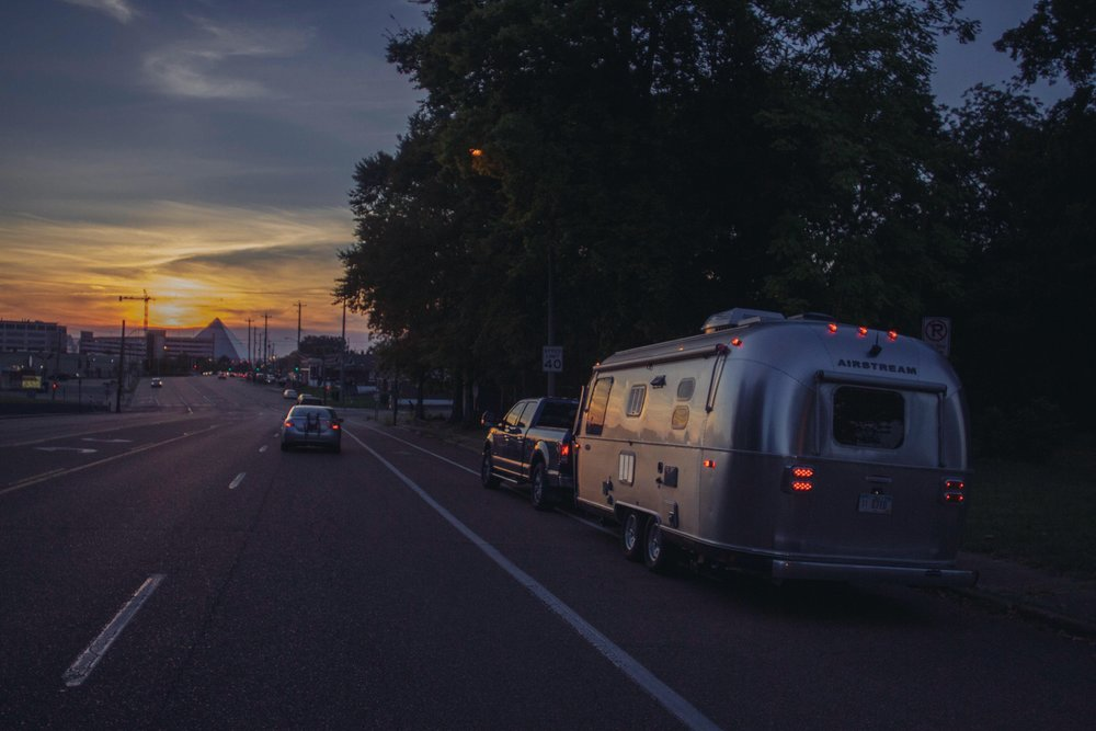 Memphis Sunset