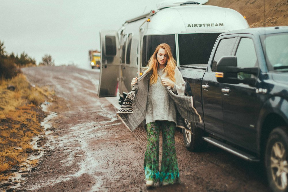 Pilgrim on Airstream's Endless Caravan - Exploring Oregon