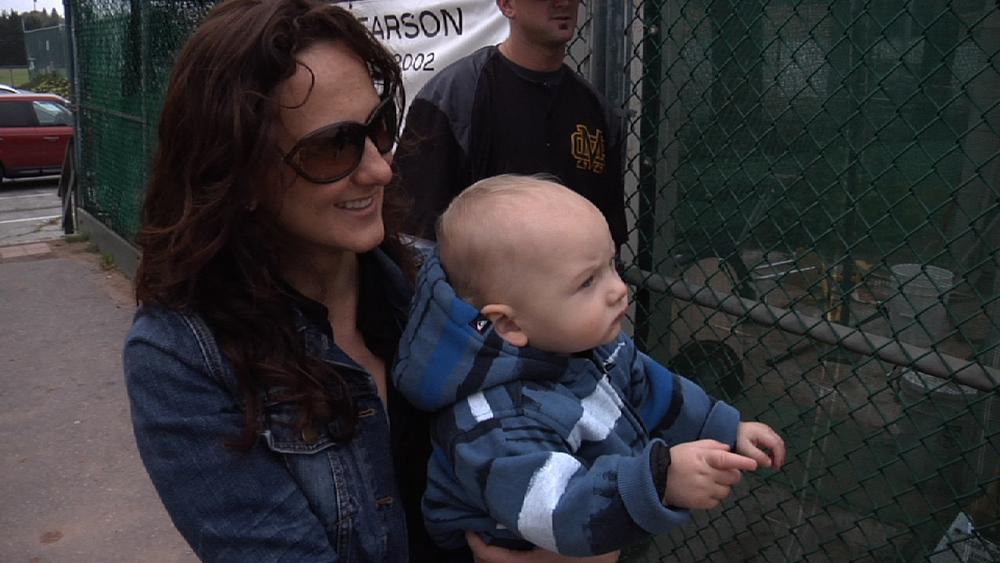Daniela Olsen  - Wife of Cassidy Olsen, Mira Costa HS (CA) Baseball